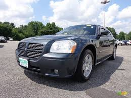 2007 steel blue metallic dodge magnum sxt 82790418 gtcarlot com