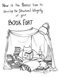 Blanket Fort Meme - prepare the blanket fort summer reading is here catching fireflies