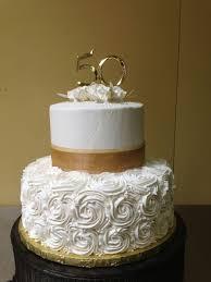 50th anniversary cake ideas 50th wedding anniversary cakes 2017 wedding ideas magazine