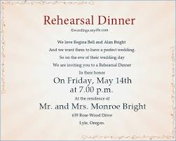 rehearsal dinner invitations wording wedding rehearsal dinner invitation wording sles wordings and