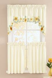 Sunflower Curtains Kitchen by Gardens Dining Rooms And Home And Garden On Pinterest