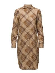 riatana shirt dress multi 85 lauren ralph lauren boozt com