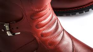 red motorbike boots buy online motorcycle stylmartin continental boots l stylmartin