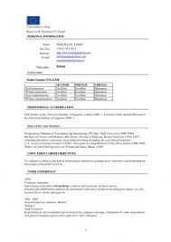 Resume Format Chronological Resume Template 89 Appealing Free Professional Templates Ipad
