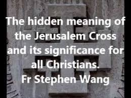 the meaning of the jerusalem cross and its significance for