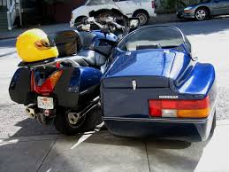 honda st1300 with hannigan astro sport sidecar motorcycles