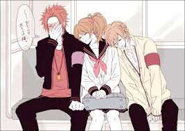fuuto brothers conflict brothers conflict yusuke futo and ema brother s conflict