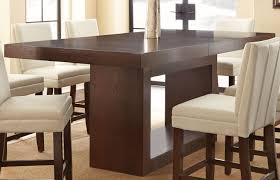Pub Height Dining Room Sets by Antonio Extendable Rectangular Counter Height Dining Table From