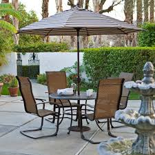 Patio Set With Umbrella by Furniture Great Summer Winds Patio Furniture For Patio Furniture