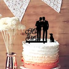 mr and mr cake topper with dog wedding cake topper same wedding cake topper