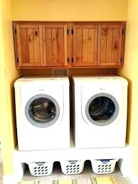 washer and dryer cabinets cabinet between washer and dryer decorating washer and dryer with
