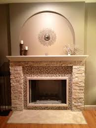 fireplace the makeover details subway stunning surround design