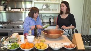 ina garten shows us how to make the perfect vinaigrette youtube