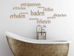 wandtattoos badezimmer wandtattoo bad begriffe wellness fürs badezimmer wandtattoos de