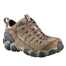 women s hiking shoes oboz women s sawtooth low bdry waterproof hiking shoes