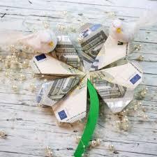 hochzeitsgeschenke mit geld glückskleeblatt geldgeschenke hochzeit absätze
