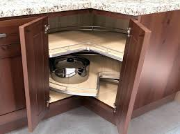 Corner Cabinet Doors Hinge For Corner Kitchen Cabinet Upandstunning Club