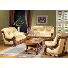 canapé cuir et bois rustique canape cuir rustique belgique à vendre canape cuir et bois