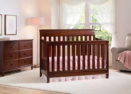 4 In 1 Crib With Changing Table Haven 4 In 1 Crib Delta Children U0027s Products