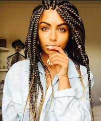 how many bags for big box braids 55 of the most beautiful jumbo box braids to inspire your next style