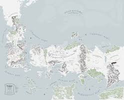 Map Of Westeros World by Westeros And Essos Map V 4 By 7narwen On Deviantart