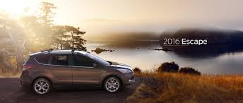 Ford Escape 2016 - 2016 ford escape phoenix az