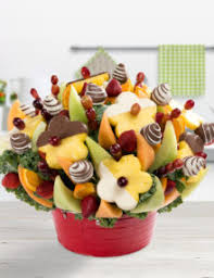 fruit bouquet tulsa fruit kabob tray shop edible bouquets arrangements