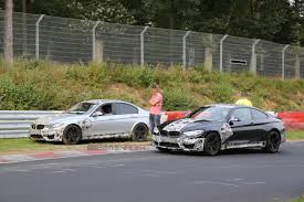 bmw m3 slammed sorry boss 2014 bmw m3 prototype crashes at the nurburgring