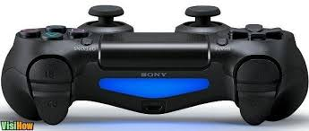 how to change the color of ps4 controller light change light bar brightness on ps4 dualshock 4 controller visihow