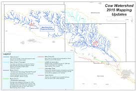 Package Mapping Cow Creek Watershed