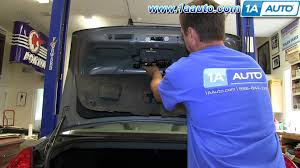 cts third brake light repair how to remove install 3rd center mounted brake stop light 2006 13