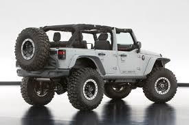 moab jeep safari 2014 jeep unveils extreme wrangler concepts before moab autoevolution