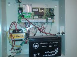 i have a dcs british gas kp5501z alarm system on a house i