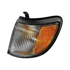 turn signal parking light assembly action crash standard turn signal parking light assembly su2520104