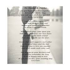 poems to the bride and groom on their wedding day mypoems co