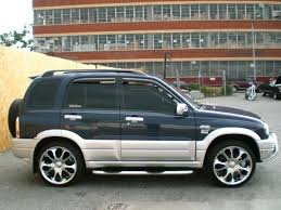 Common esco289 1999 Suzuki Grand Vitara Specs, Photos, Modification Info  @IY84