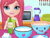 barbie pizza cooking games