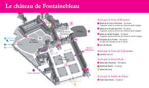French Chateau House Plans by Fontainebleau Jardin France Plan Chateau Fontainebleau Le Notre