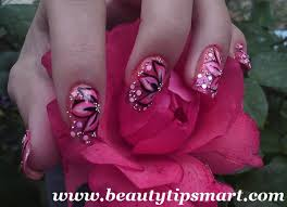 nail art designs for beginners step by step at home