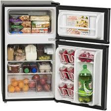 black friday mini fridge arctic king 3 2 cu ft 2 door refrigerator black energy star