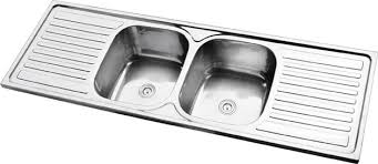 Stylish Stainless Steel Sink Double Bowl Kitchen Sink Single Bowl - Single or double bowl kitchen sink