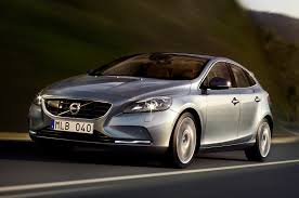 volvo v40 signals a new start for the now chinese owned company