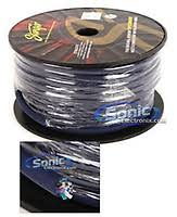carwires sw9000 20 18 gauge 9 conductor oem car speaker wire 20 ft