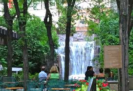 New York waterfalls images Hidden waterfalls in the tiny parks of turtle bay ephemeral new york jpg