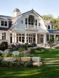Gambrel Style House 5 Most Popular Gable Roof Types And 26 Ideas Digsdigs
