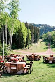 outdoor wedding venues utah empire lodge at deer valley resort weddings