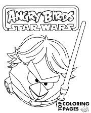 angry birds pigs free coloring pages print
