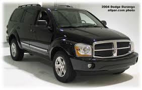 2004 dodge durango gas mileage 2003 dodge durango car review
