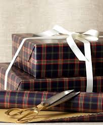 tartan wrapping paper signature tartan wrapping paper brothers