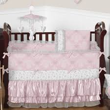 Nursery Bedding Set Pastel Baby Bedding Sets